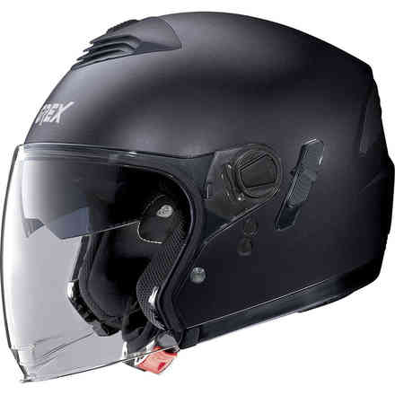 G4.1e Kinetic Graphite Helmet Grex