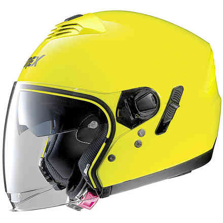 G4.1e Kinetic Led Yellow Helmet Grex