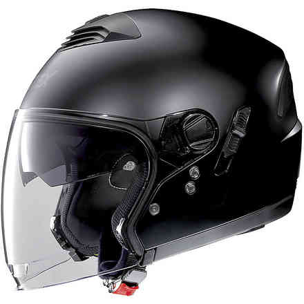 G4.1e Kinetic Matt Black Helmet Grex