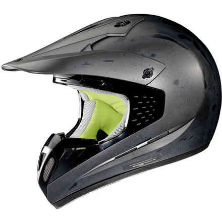 G5.1 Scraping Scraped Helmet Grex