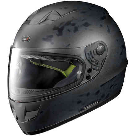 G6.1 Scraping Scraped Helmet Grex