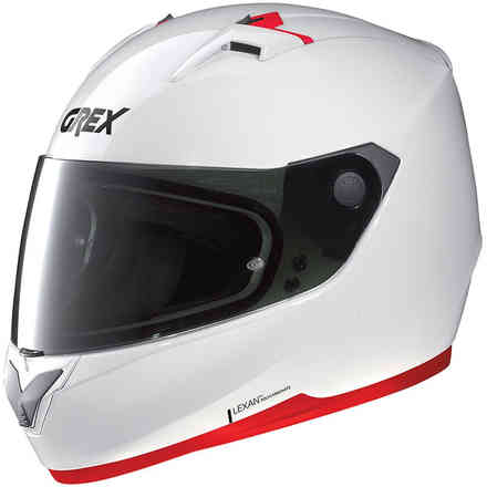 G6.2k-Sport helmet Metal White red Grex