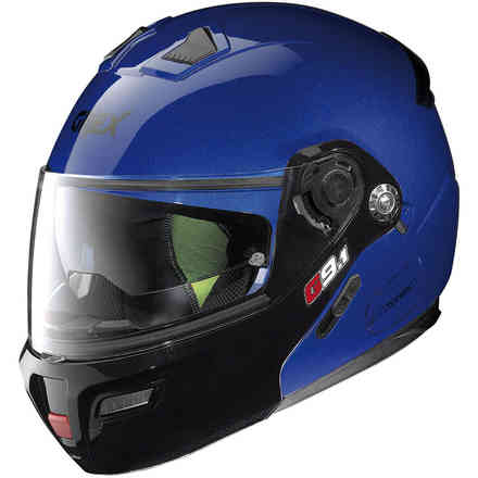 G9.1 Evolve Couple blue Helmet Grex