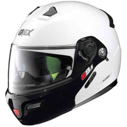 G9.1 Evolve Couple whuite Helmet Grex