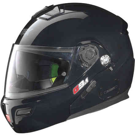 G9.1 Evolve Kinetic black Helmet Grex