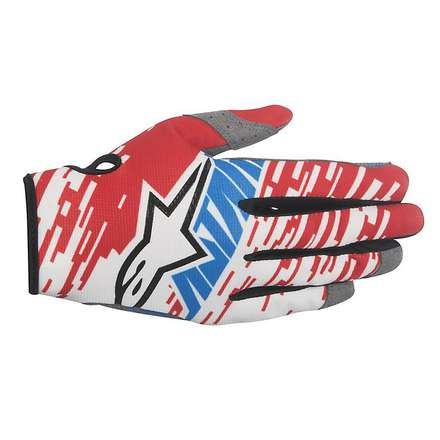 Gants cross Racer Braap 2016 Alpinestars