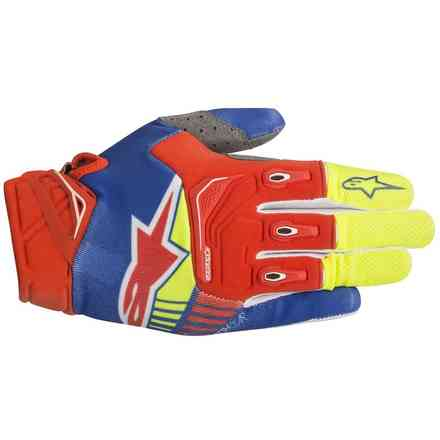 Gants Techstar 2018 cross Alpinestars