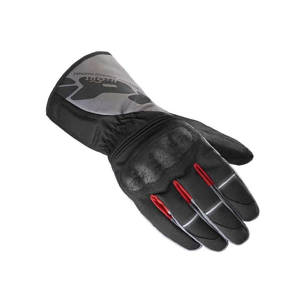 Gants Wnt-1 H2Out noir-gris Spidi