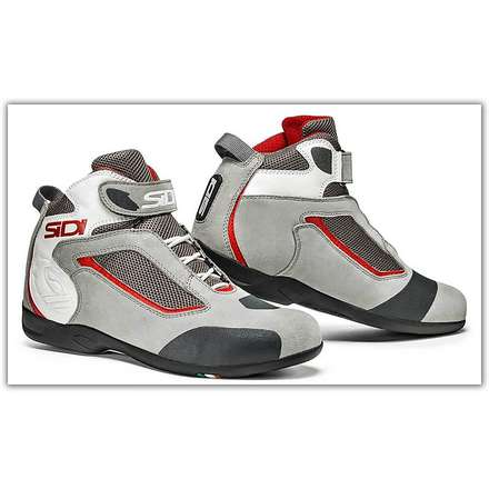 Gas White-Grey Shoes Sidi