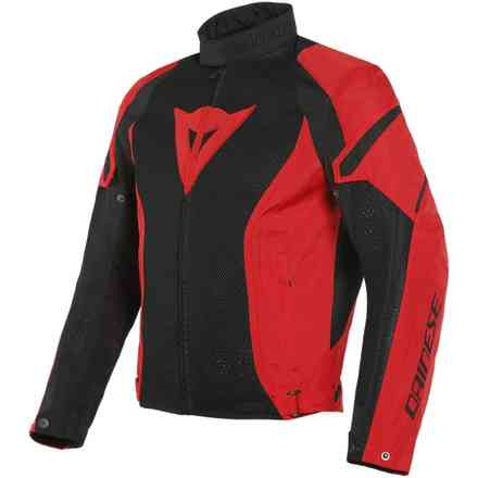 Giacca Air Crono 2 Tex Jacket Nero Rosso Dainese