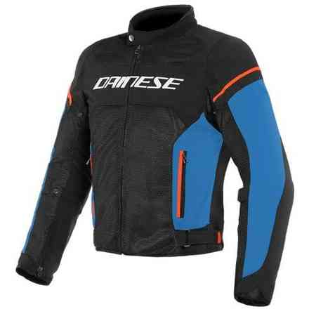 Giacca Air Frame D1 Tex Nero/Blu/Rosso Dainese