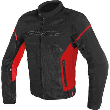 Giacca Air Frame D1 Tex nero rosso Dainese