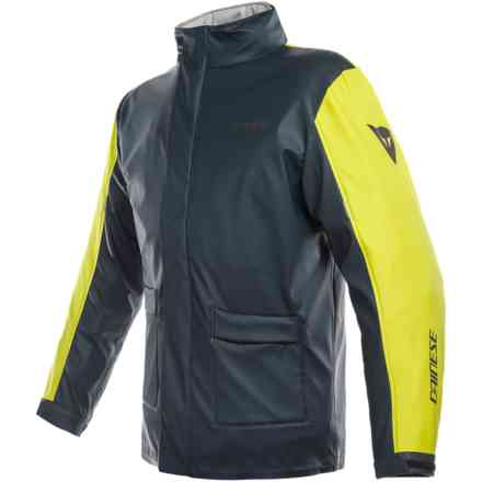 Giacca antiacqua Storm Antrax giallo fluo Dainese