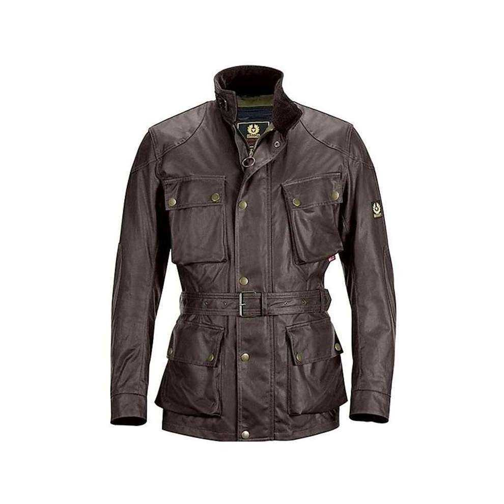 Giacca Classic Tourist Trophy marrone Belstaff
