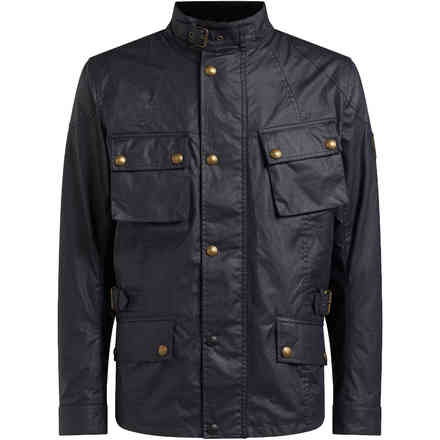 Giacca Crosby Jacket Black Belstaff