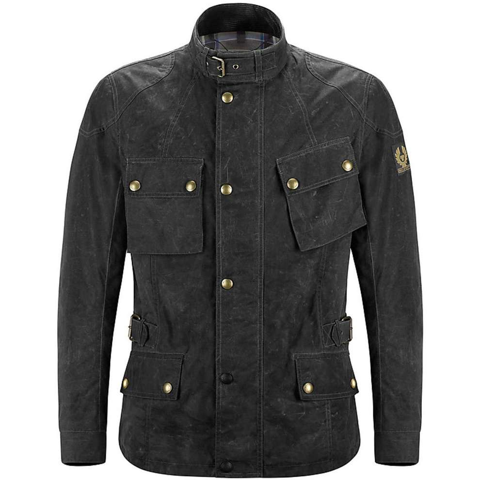 Giacca Crosby Waxed  Belstaff
