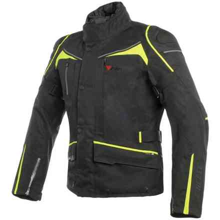 Giacca D-Blizzard D-Dry nero giallo fluo Dainese