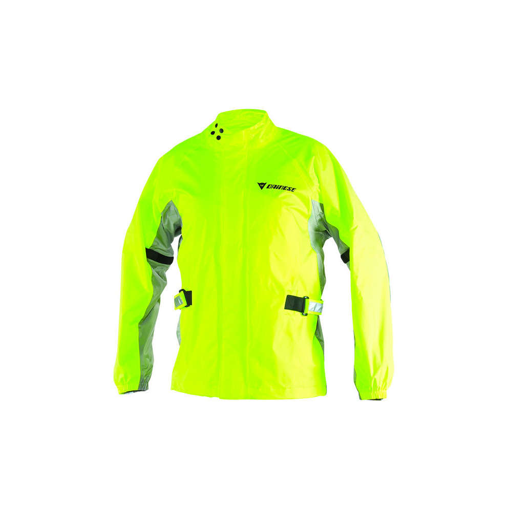 Giacca D-Crust Plus giallo fluo Dainese