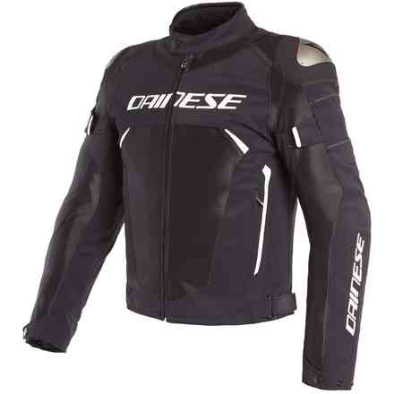 Giacca Dinamica Air D-Dry nero bianco Dainese