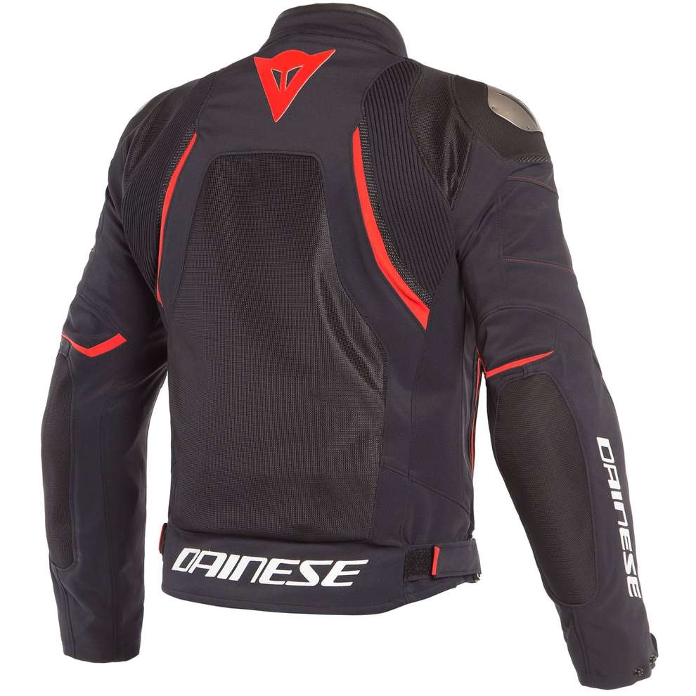 Giacca Dinamica Air D-Dry nero rosso Dainese