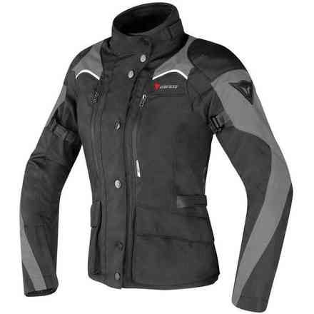 Giacca donna Tempest d-dry nera Dainese