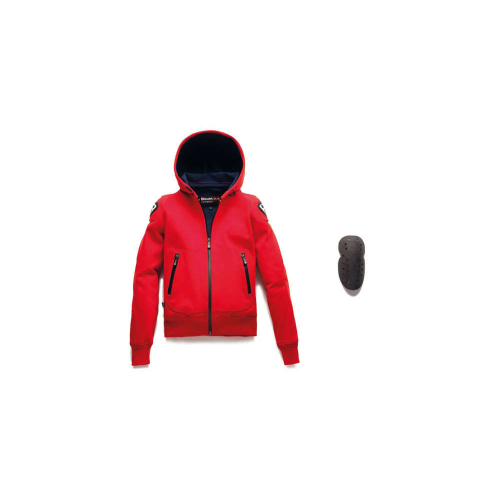 Giacca Easy Woman 1.1 Rosso Blauer