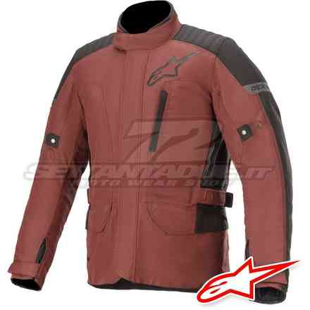 Giacca Gravity Drystar Rich Marrone Alpinestars