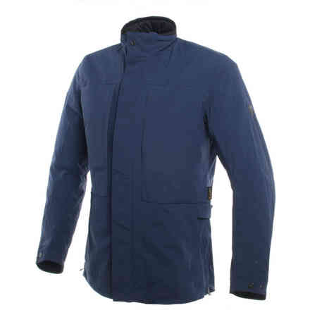 Giacca Highstreet D-Dry Blue Dainese