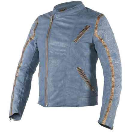 Giacca in pelle Gong Yun Dainese