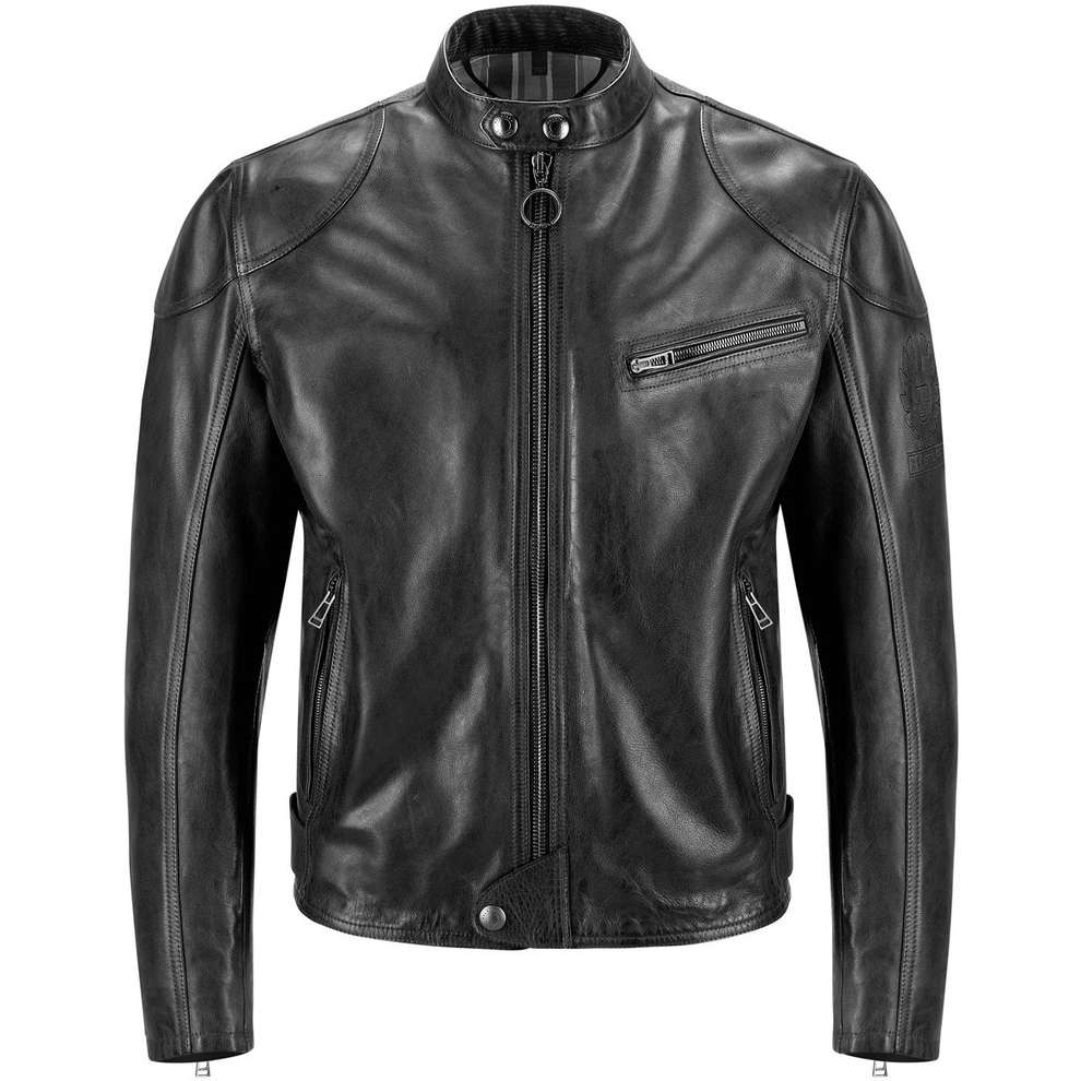 Giacca in pelle Supreme Belstaff
