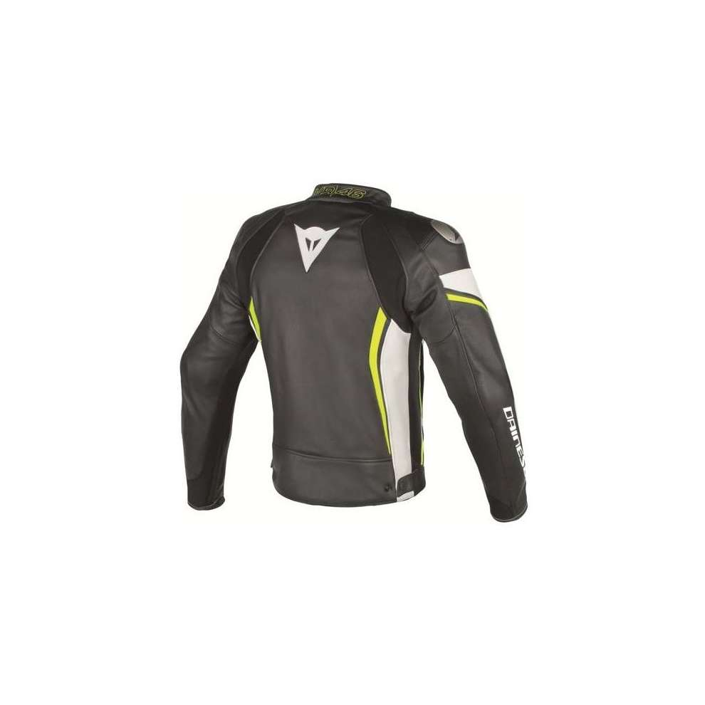 Giacca in pelle VR46 D2 Dainese