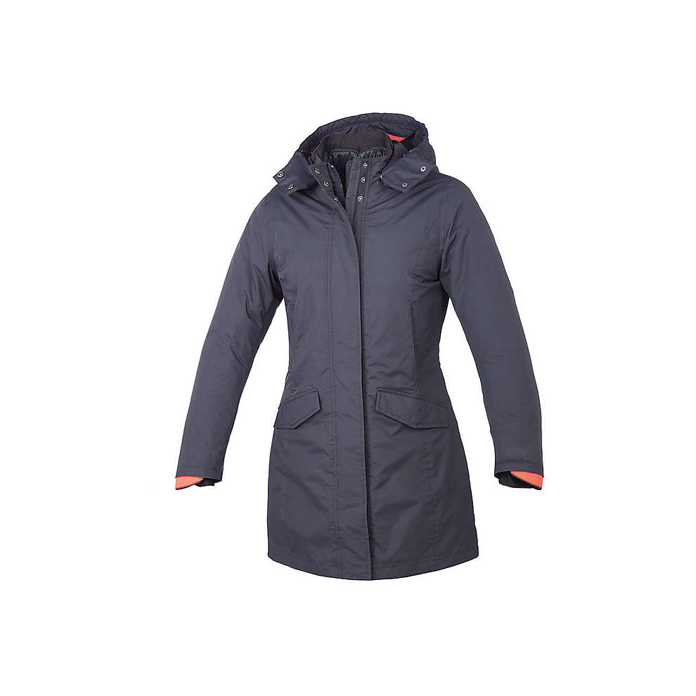 Giacca Magic Parka Lady Blu Scuro Tucano urbano