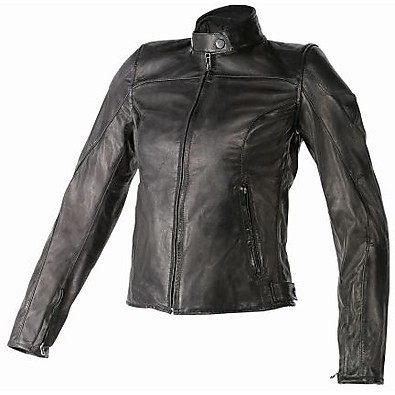 Giacca Mike pelle donna Dainese