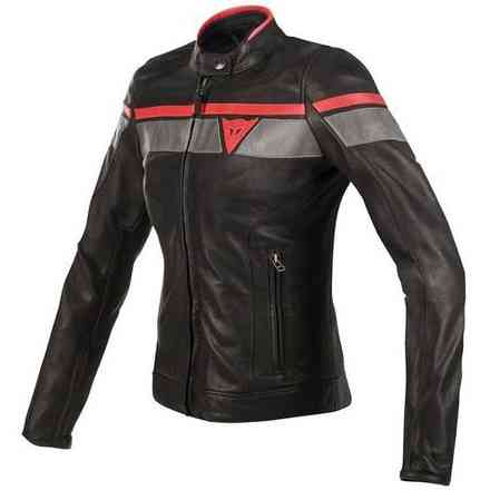 Giacca  pelle donna Blackjack Dainese