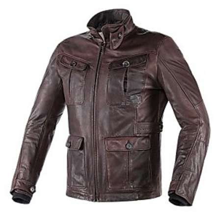 Giacca pelle Harrison 36060 Dainese