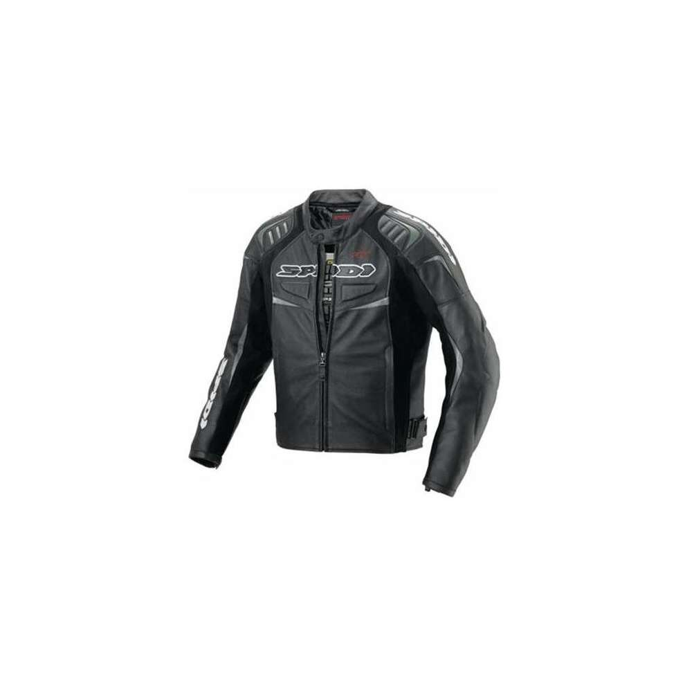 Giacca R/T Leather Spidi