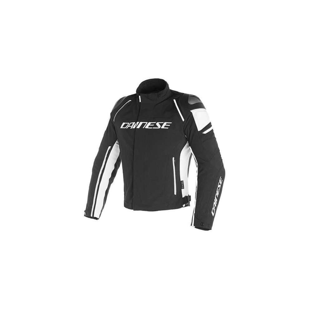Giacca Racing 3 D-Dry nero bianco Dainese