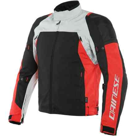 Giacca Speed Master D-Dry grigio rosso Dainese