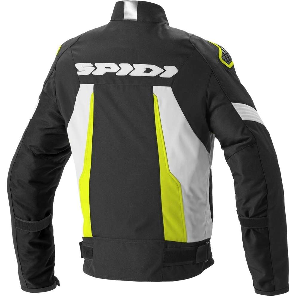 Giacca Sport Warrior H2out Giallo Fluo Spidi