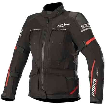 Giacca Stella Andes Pro Drystar Tech-Air Nero Rosso Alpinestars