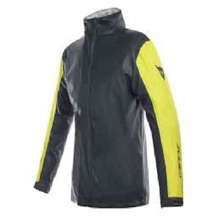 Giacca Storm Lady Antrax Giallo Fluo Dainese