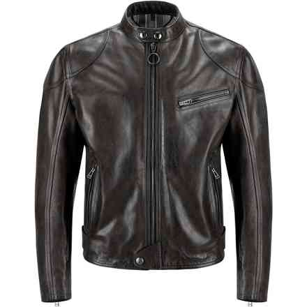 Giacca Supreme Nero Antique Belstaff