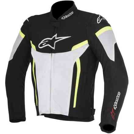 Giacca T-Gp Plus R V2 Air nero giallo Alpinestars