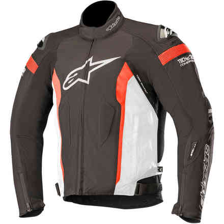 Giacca T-Missile Drystar - Tech-Air Nero Rosso Bianco Alpinestars