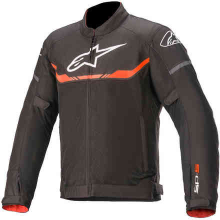 Giacca T-Sps Air nero rosso Alpinestars