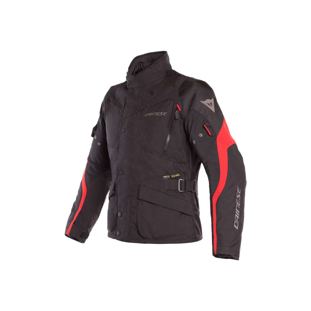 Giacca Tempest 2 D-Dry nero Tour rosso Dainese
