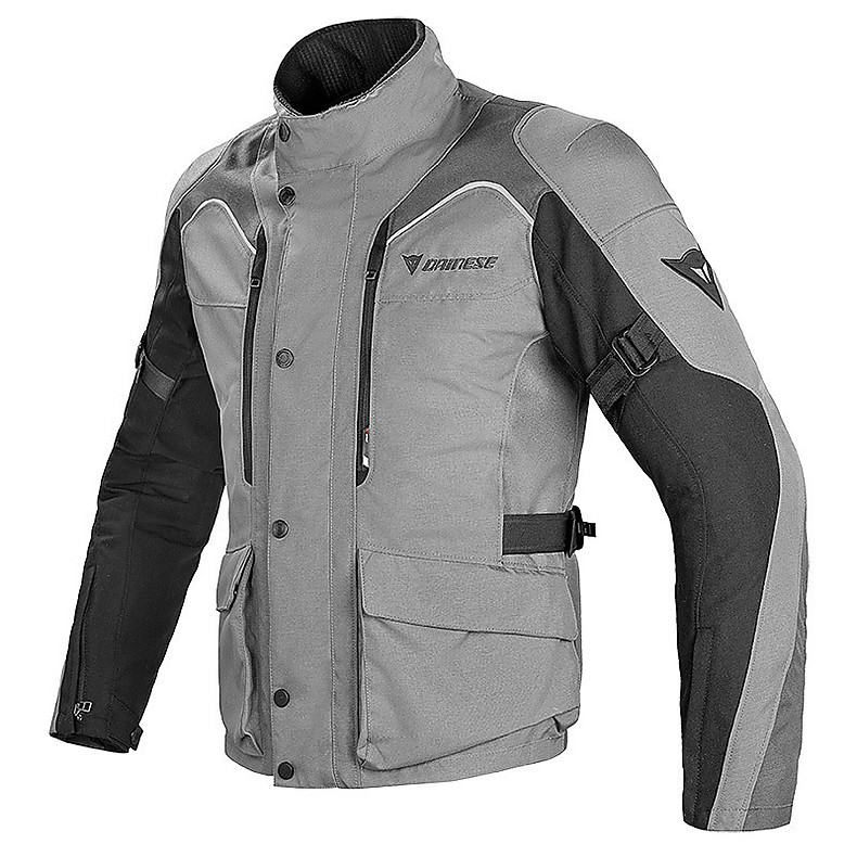 Giacca Tempest d-dry castle rock Dainese