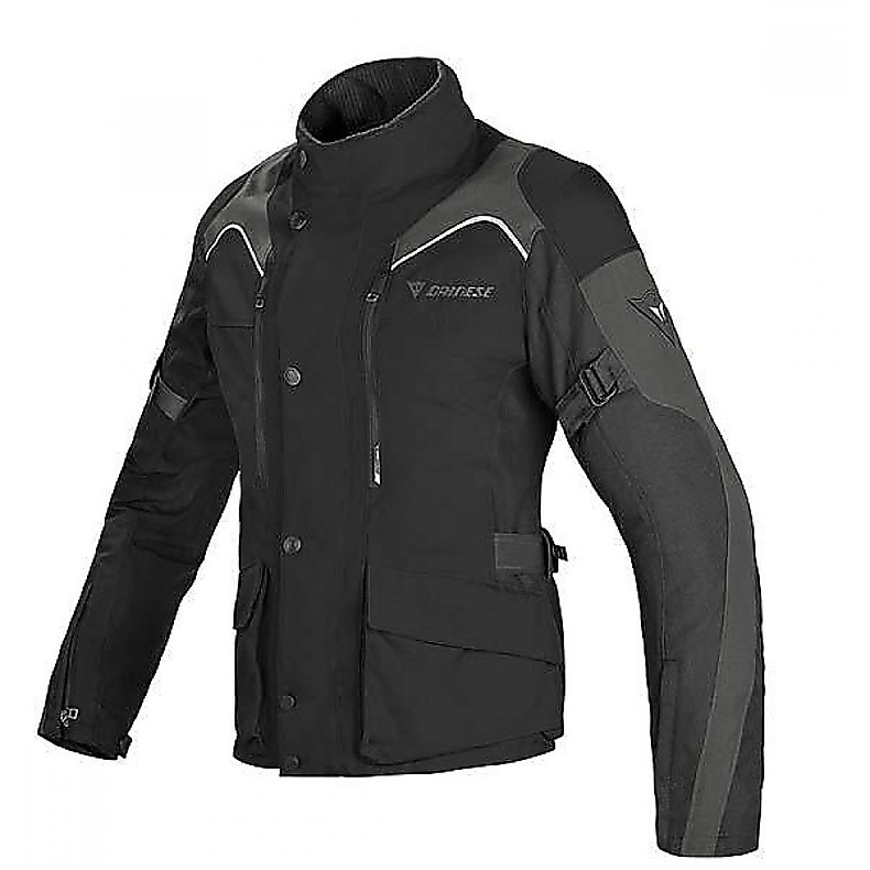 Giacca Tempest d-dry nero-grigio Dainese