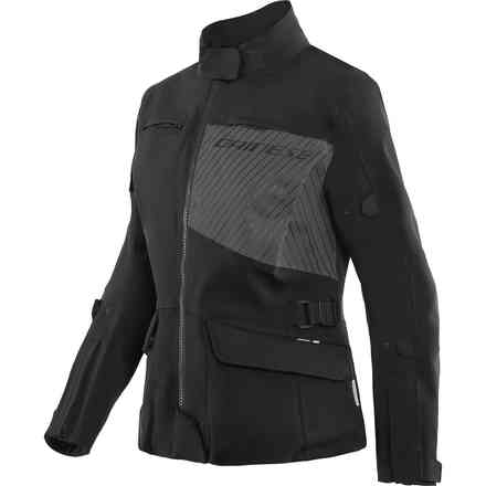 Giacca Tonale Lady D-Dry Nero Dainese