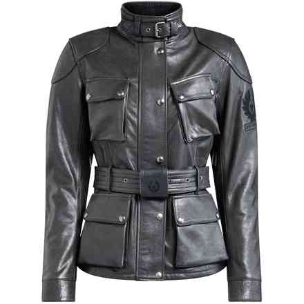 Giacca Trialmaster Pro W Antique Nero Belstaff